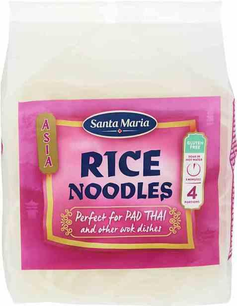 Bilde av Santa Maria rice noodles.