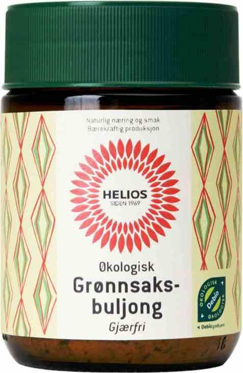 Bilde av Helios grønnsaksbuljong.