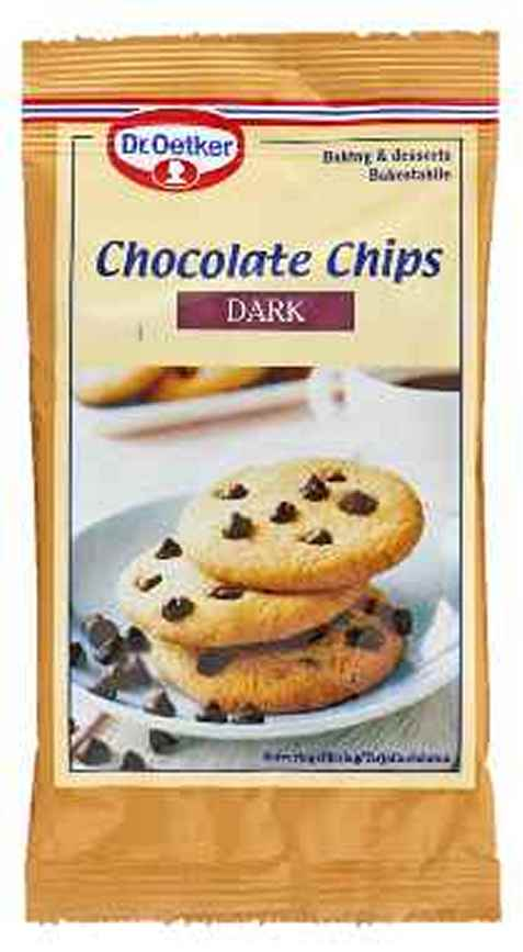 Bilde av DrOetker Chocolate Chips Dark.