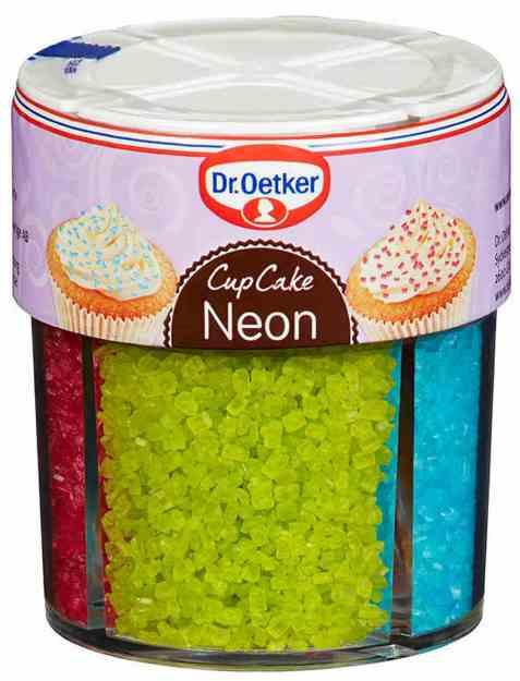 Bilde av DrOetker Neon mix.