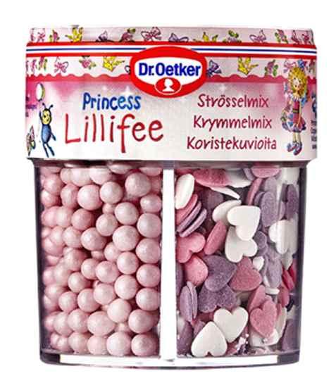 Bilde av DrOetker Prinsesse Lillifee Strøssel Soft.