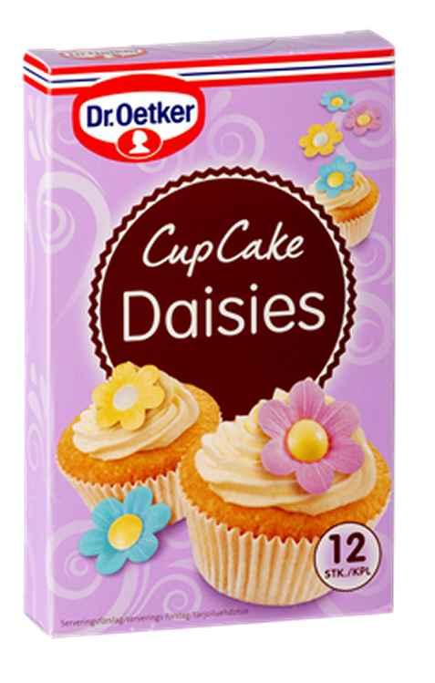 Bilde av DrOetker Cupcake Daisies.