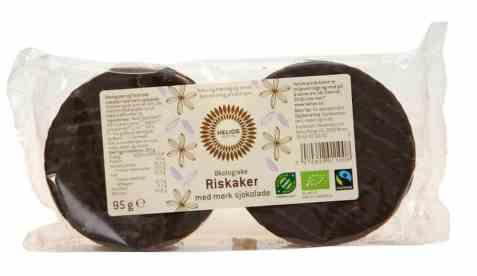 Bilde av Helios Riskaker med mørk sjokolade.