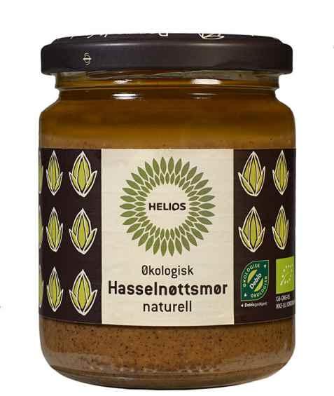 Bilde av Helios Hasselnøttsmør, naturell.