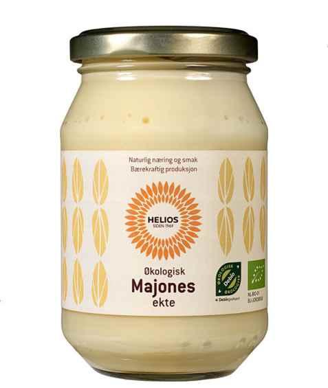 Bilde av Helios ekte majones.