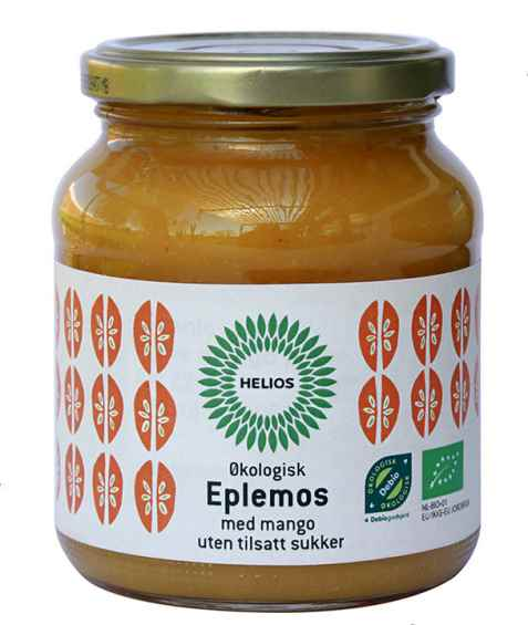 Bilde av Helios Eplemos med mango.