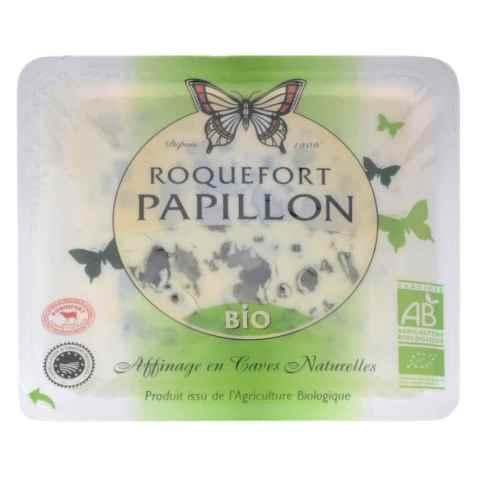 Bilde av Roquefort papillon AOP ØKO.