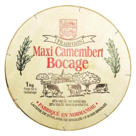 Bilde av Camembert Maxi Bocage.
