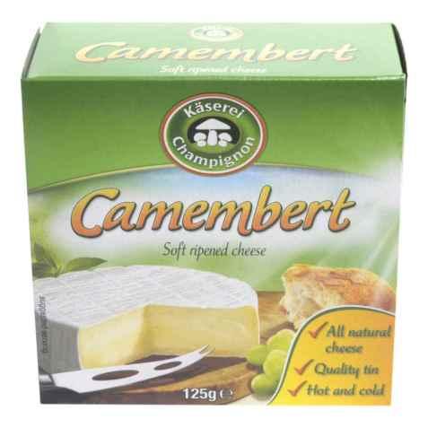 Bilde av Champignon camembert hermetisk.