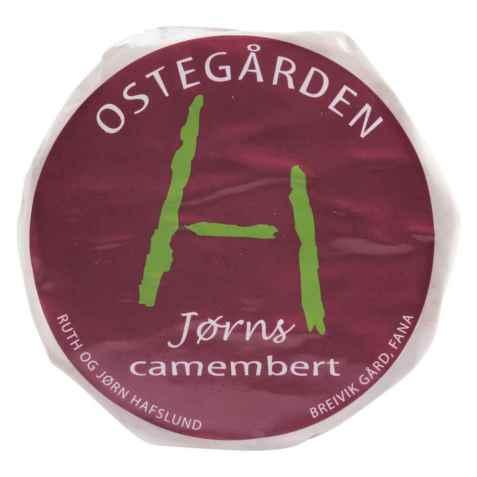 Bilde av Ostegården Camembert.