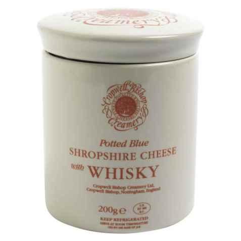 Bilde av CBC Shropshire blåmuggost m/whisky PDO.