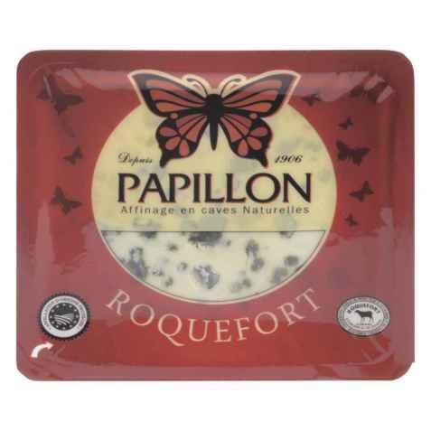 Bilde av Roquefort Papillon red label AOP.