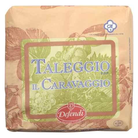 Bilde av Taleggio grottelagret.
