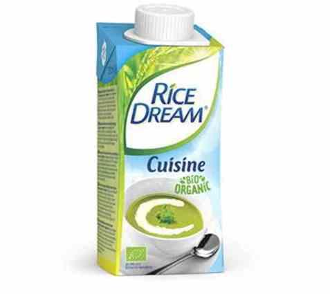 Bilde av Rice Dream Cuisine rismatfløte.