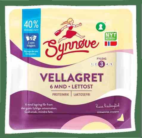 Bilde av Synnøve Revet ost.