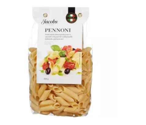 Bilde av Jacobs Utvalgte pasta pennoni.