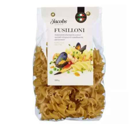 Bilde av Jacobs Utvalgte pasta fusilloni.