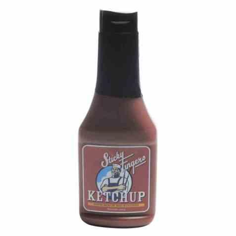 Bilde av Sticky Fingers ketchup.