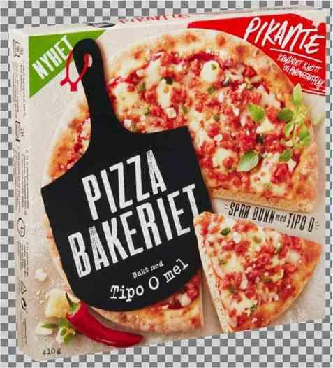 Bilde av Pizzabakeriet pikante.