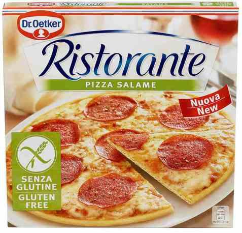 Bilde av DrOetker Ristorante Glutenfri Salame.
