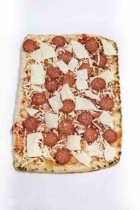 Bilde av Eldorado pizza pepperoni.