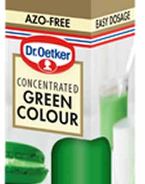 Bilde av DrOetker Grønn Konditorfarge.