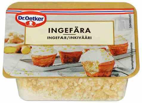 Bilde av DrOetker Ingefær.