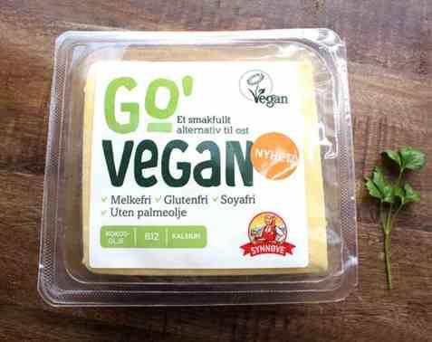 Bilde av Synnøve Go' Vegan Bit.