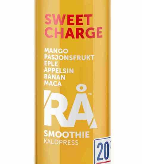 Bilde av Synnøve rå sweet charge.