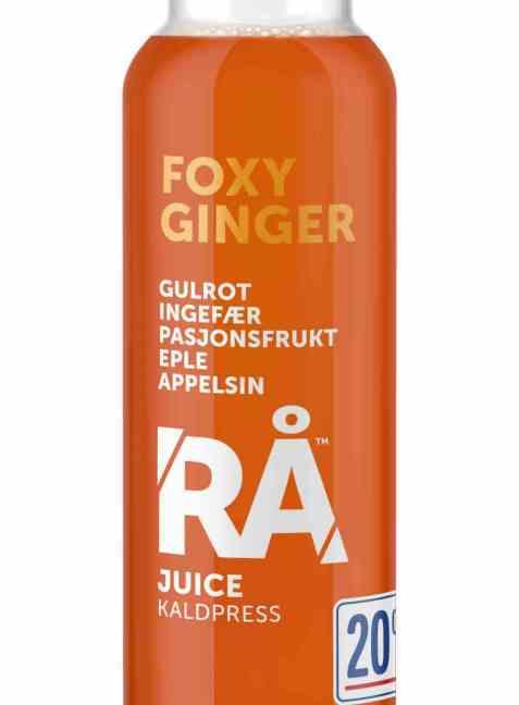 Bilde av Synnøve rå foxy ginger.
