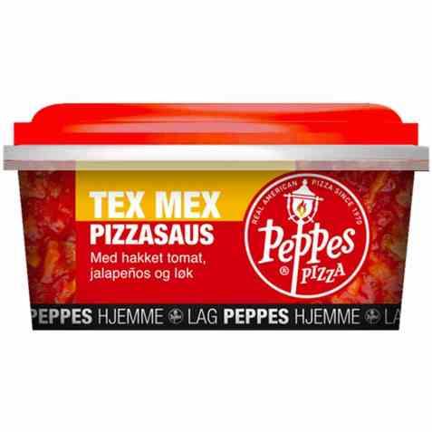 Bilde av Peppes TEX MEX pizzasaus.