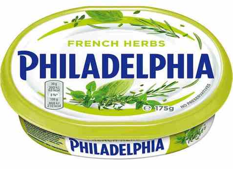 Bilde av Philadelphia french herbs.