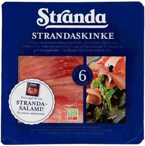 Bilde av Spekeskinke, Strandaskinke, Grilstad.