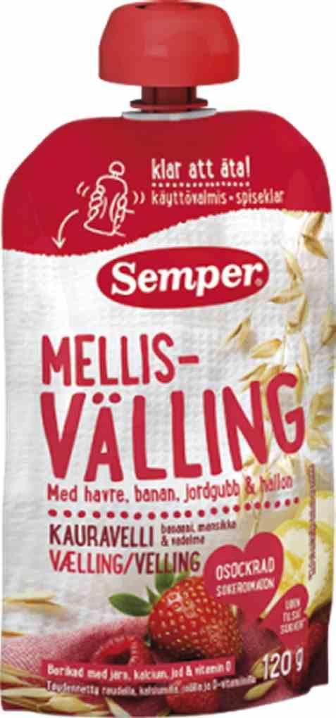 Bilde av Semper Spiseklar mellommåltids velling.