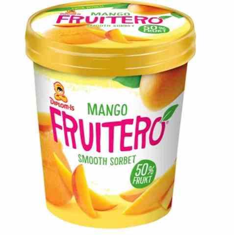 Bilde av Diplom-is fruitero mango 0,5 l.