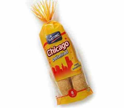 Bilde av Hatting Chicago pølsebrød.