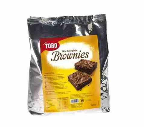 Bilde av Toro brownies gastronorm 1,7 kg.
