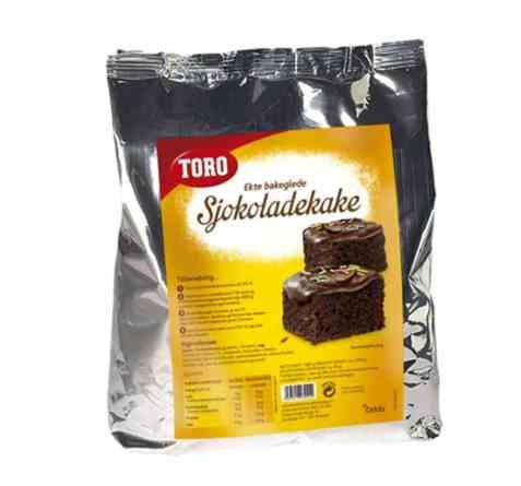 Bilde av Toro Sjokoladekake gastronorm 1,5 kg.