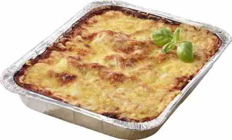 Bilde av Stabburet Lasagne Vegetar halvgastronorm aluform.