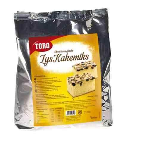Bilde av Toro Lys kakemiks gastronorm 1,5 kg.