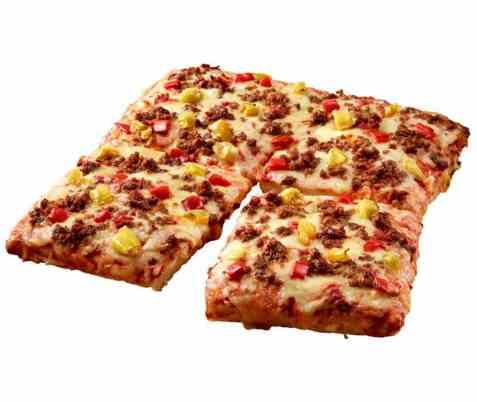 Bilde av Stabburet Firkantpizza mexicana halvgastronorm 700 g.