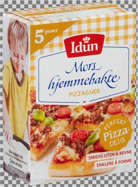 Bilde av Idun Tørrgjær for pizzadeig.
