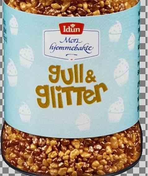 Bilde av Idun Gull og glitter.