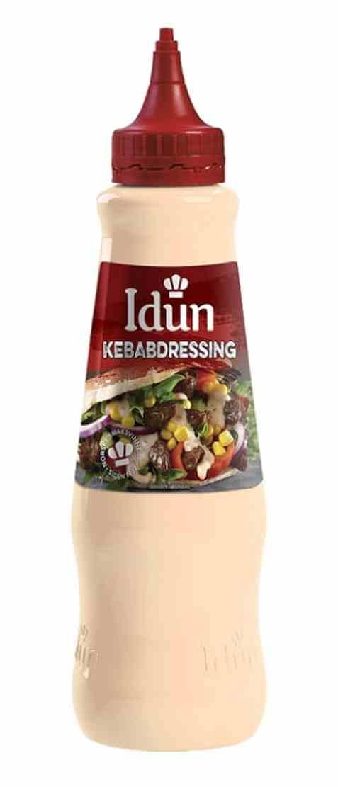 Bilde av Idun Kebabdressing mild.