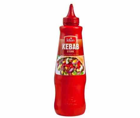 Bilde av Idun Kebabdressing sterk.