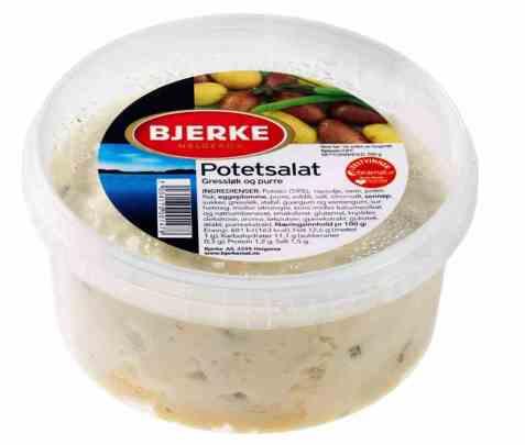 Bilde av Bjerke potetsalat.