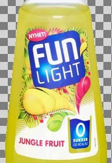 Bilde av FUN Light Jungle Fruit.