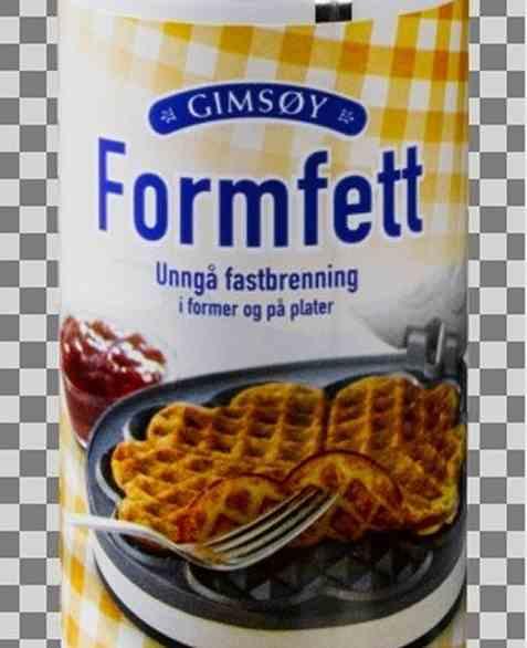 Bilde av Gimsøy Formfett uten drivgass.