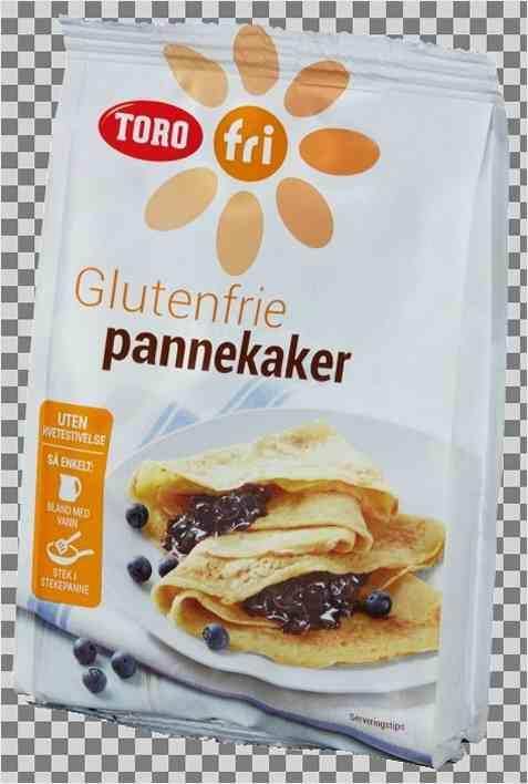 Bilde av Toro glutenfrie Pannekaker.