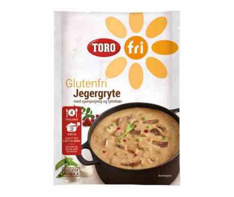 Bilde av Toro glutenfri Jegergryte.